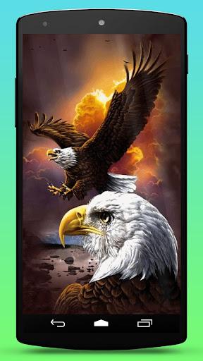 Best Eagle Live Wallpaper