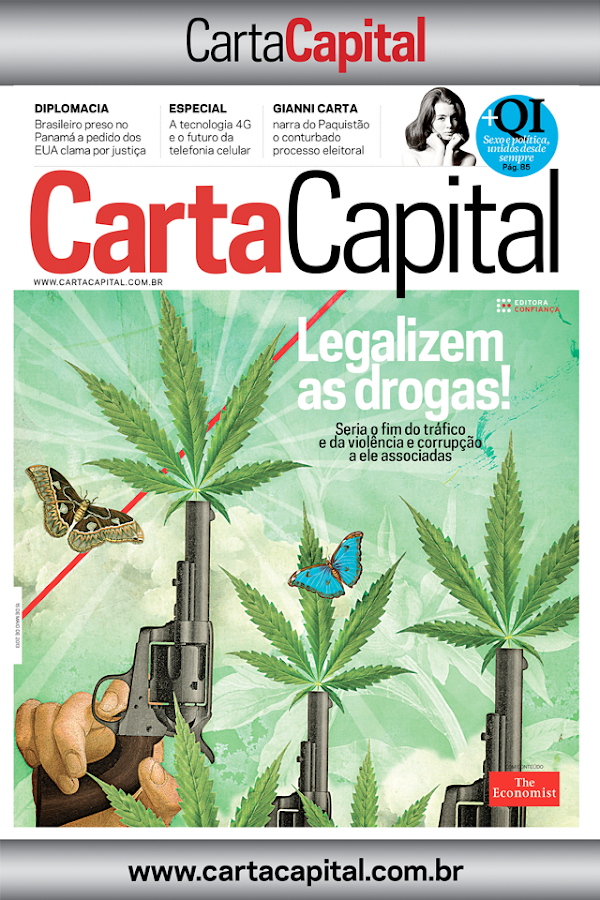 Revista CartaCapital - screenshot