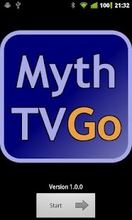 MythTV Go- screenshot thumbnail
