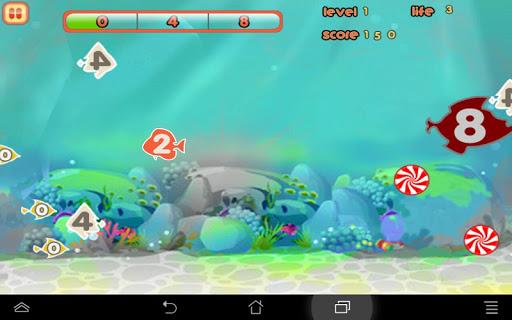 2048 Fish Frenzy