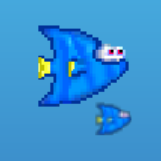 Dory - Flappy Fish LOGO-APP點子