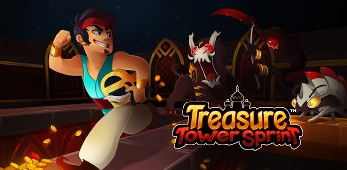[Multi] Treasure Tower Sprint v1.0.1 [Android]