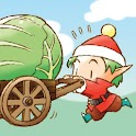 HARVEST MOON: FRANTIC FARMING logo