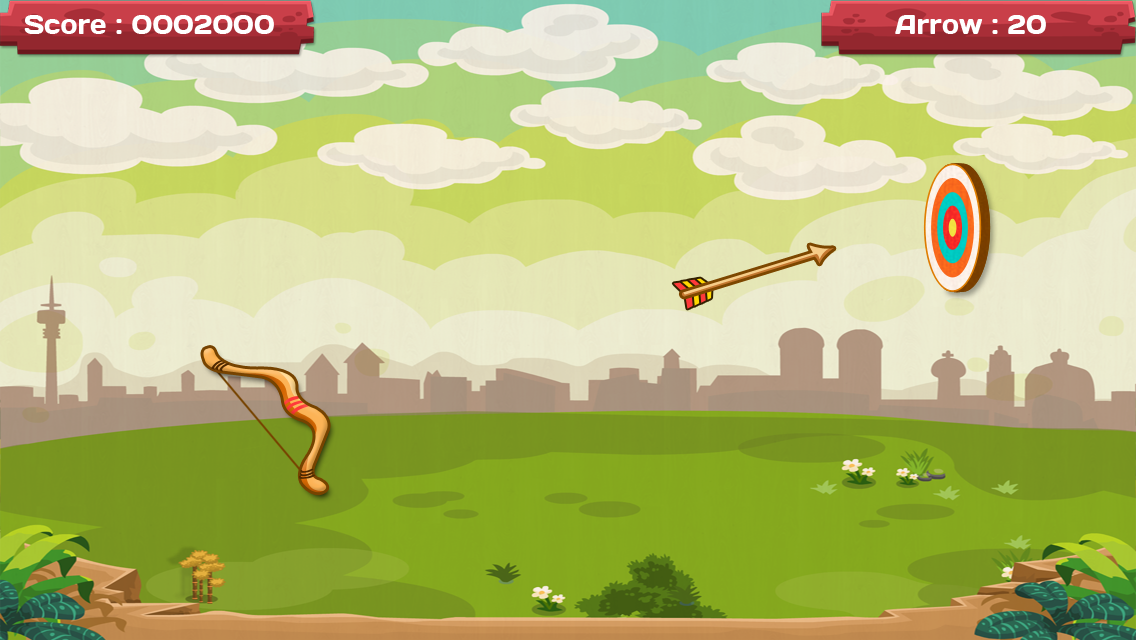 Archery Arrow Shooting FREE - screenshot