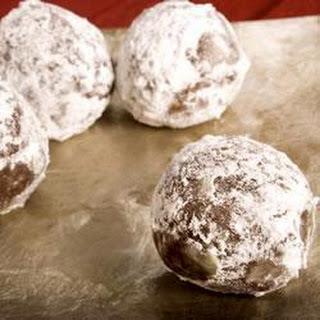 Chocolate Walnut Rum Balls