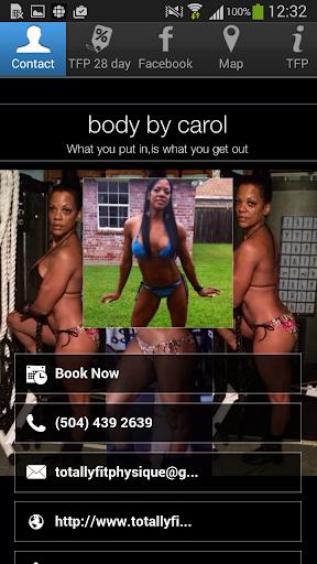 body by carol