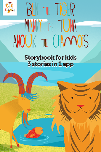 Stories for Kids: Animals Fun
