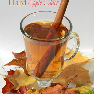Easy Hard Apple Cider Recipe