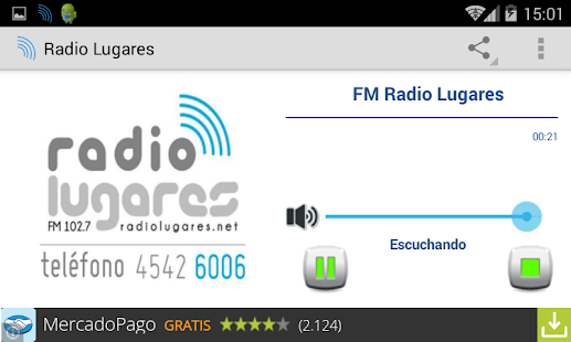Radio Lugares Carmelo- screenshot thumbnail
