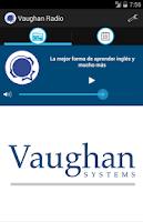 Screenshot of Vaughan Radio