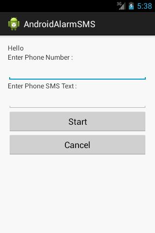 【免費生產應用App】AlarmSms-Priyanka Prayag-APP點子