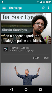 PaperBoy : A Feedly NewsReader- screenshot thumbnail