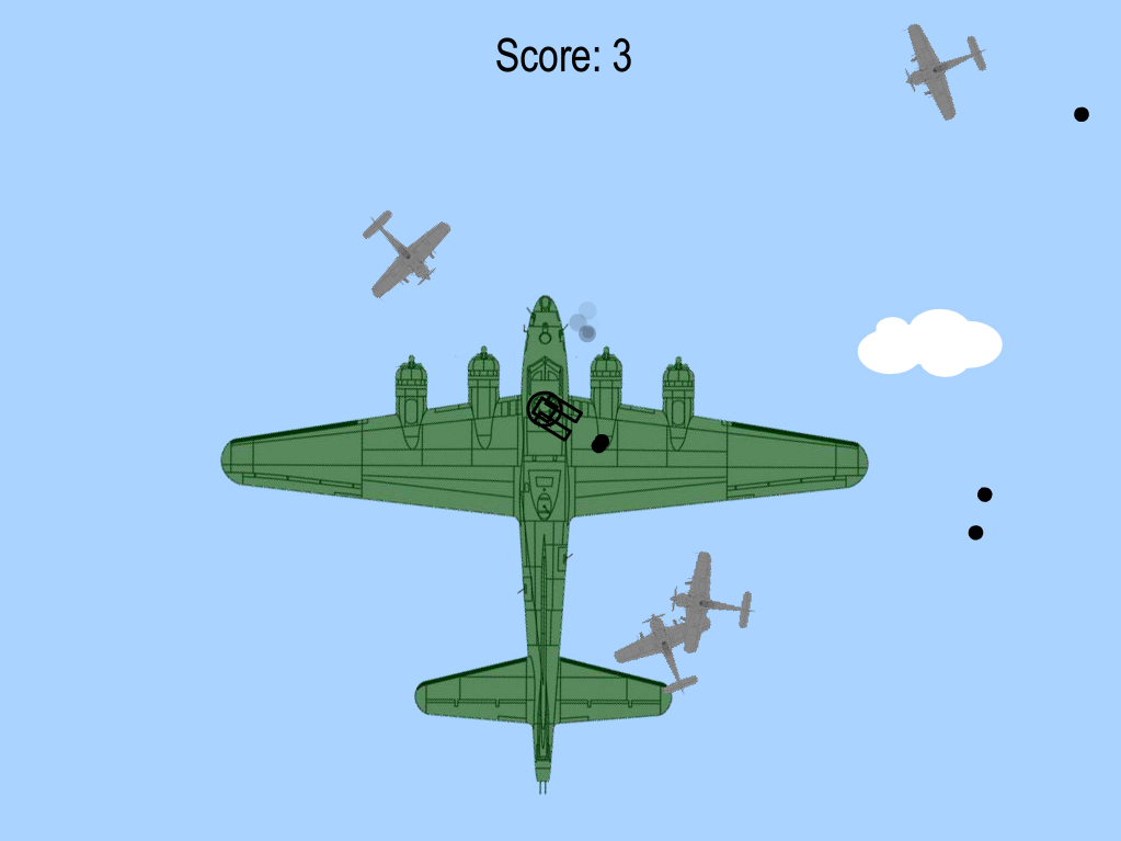 B-17 Billy- screenshot
