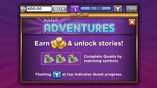 SlotSpot - Slot Machines- screenshot thumbnail