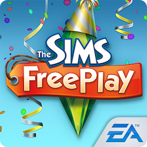 The Sims™ FreePlay  2.7.12   Logo