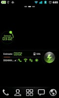 Screenshot of Simple Theme GO Power Battery