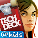 Tech Deck Skateboarding @Kids icon