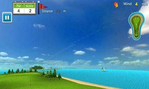 休閒高爾夫3D 體育競技 App-癮科技App