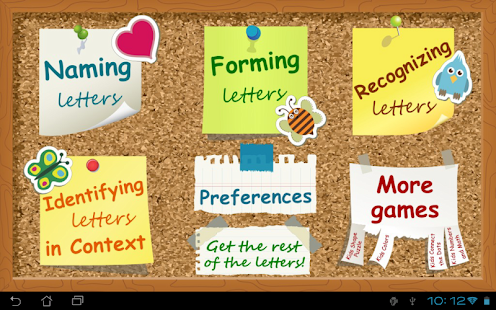 Kids ABC Letters Lite - screenshot thumbnail