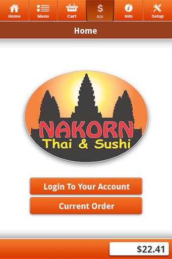 Nakorn Thai Sushi