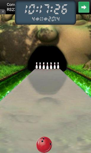 Bowling Screen Lock