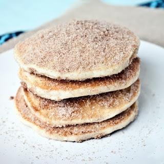 Churro Pancakes