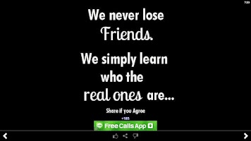 Screenshot of Funny Quotes Free