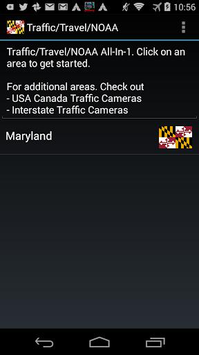 Maryland Baltimore Traffic Cam