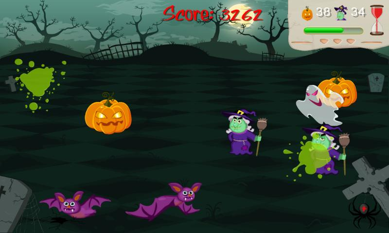 Squishy Halloween - screenshot