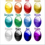 Agitar colores para niños