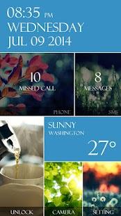 TIFFA GO LOCKER THEME - screenshot thumbnail