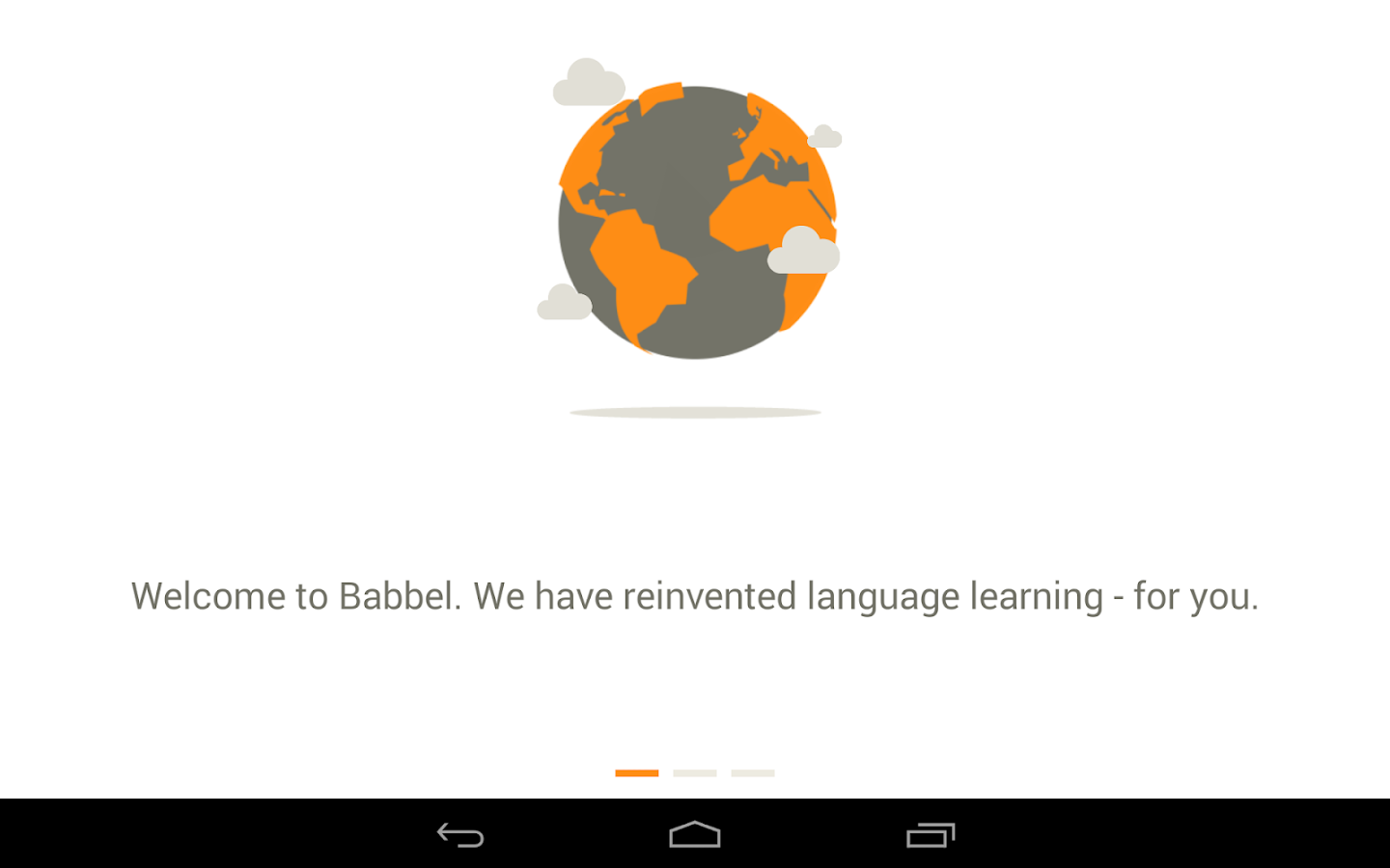 Learn Turkish with Babbel - screenshot