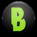 Blogger-droid logo