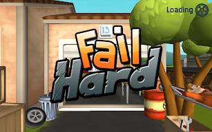 Fail Hard screenshot for Android