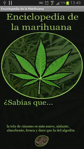 Enciclopedia Marihuana