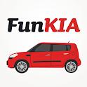 FunKIA logo