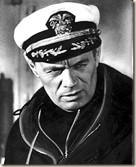 Richard Widmark as Eric Finlander