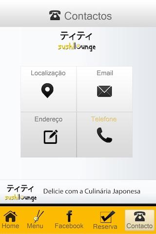 Titi Sushi Lounge - screenshot