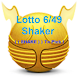 Canadian Lotto 6/49 Shaker