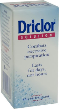 Stiefel Driclor Antiperspirant Roll On Applicator - 20ml