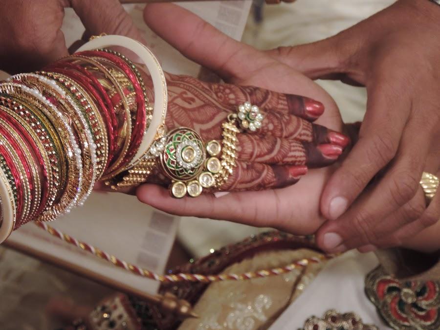 Hast-Melap by Neha Shah  - Wedding Ceremony
