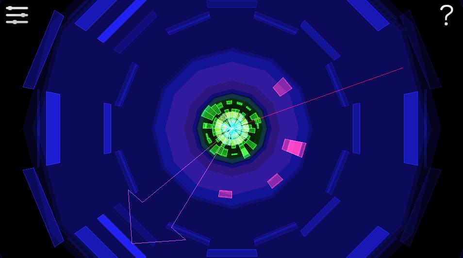 Collider - screenshot