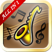 Saxophone All-in-one