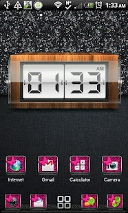 THEME|PinkZebraButterfly - screenshot thumbnail