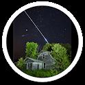 Photos Meteor Live Wallpaper icon