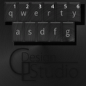 Black Steel TouchPal Skin icon