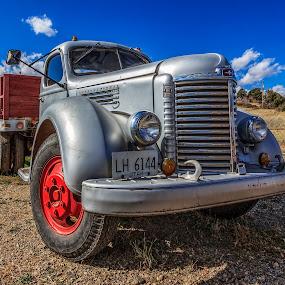 KB-6 by Kirk Kimble - Transportation Other ( farm, ih, truck, international harvester, antique )