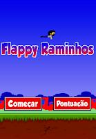 Screenshot of Flappy Raminhos