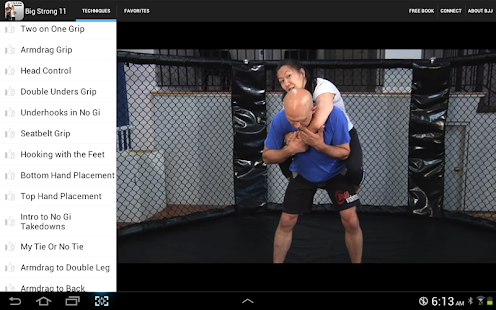 BigStrong 11, No Gi Takedowns - screenshot thumbnail