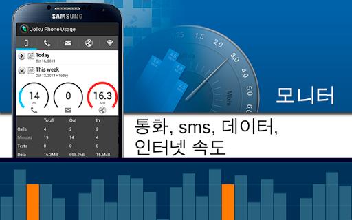 Joiku Phone Usage